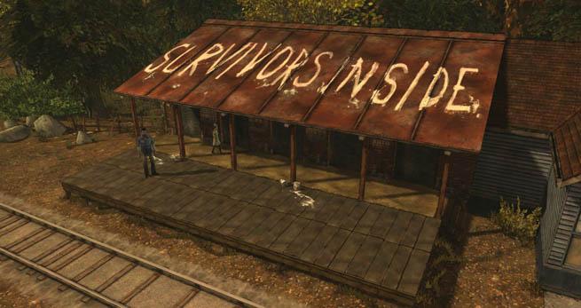 The Walking Dead Episode 3: Long Road Ahead screenshot 2