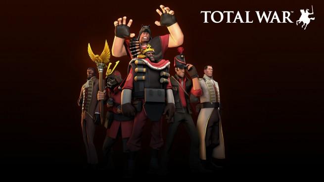 Total War Team Fortress 2