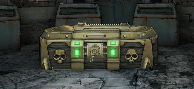 Borderlands 2 Golden Key Chest