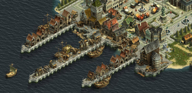 Ubisoft's beautiful Anno Online goes free-to-play on the PC