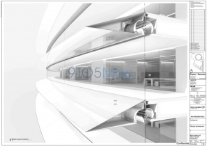 Apple Spaceship Campus Interior