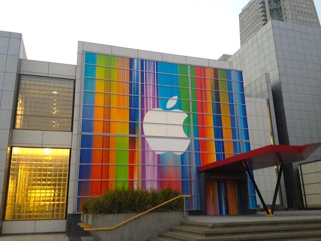 Apple iPhone 5 event Yerba Buena 2012