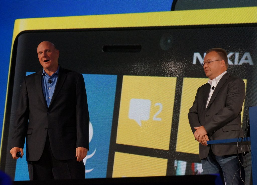 Microsoft, Nokia and the great Stephen Elop conspiracy | VentureBeat