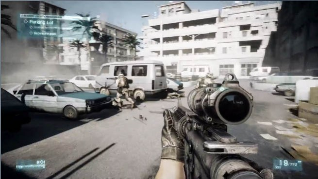 Battlefield 3 single player