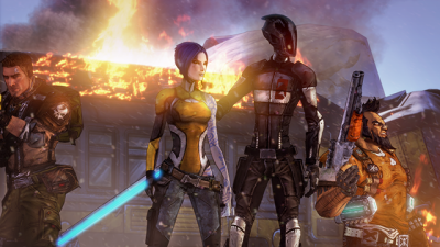 Borderlands 2 nearly perfects the blend of shooter and role-playing