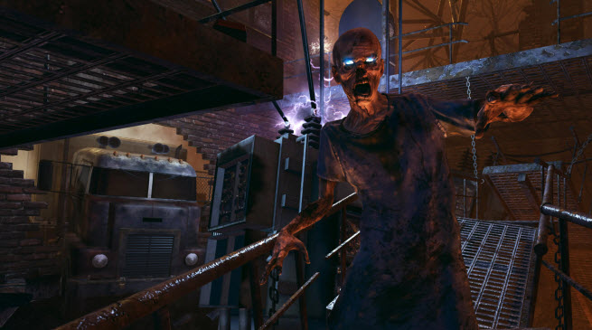 Zombies game within Call of Duty: Black Ops II will be a big