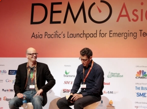 DEMO Asia launch