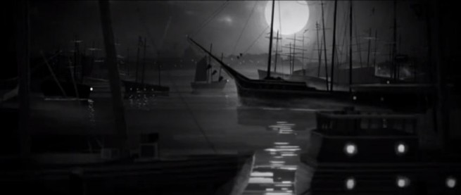 Dishonored's backstory 2D animation
