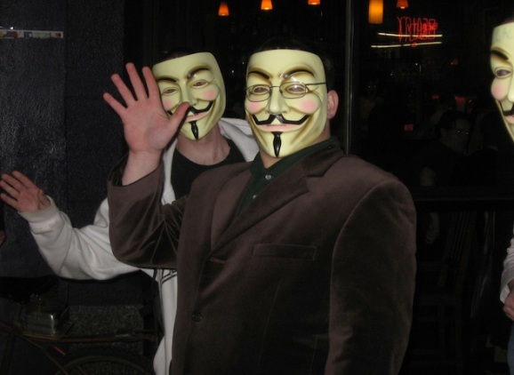 Friendly Anonymous