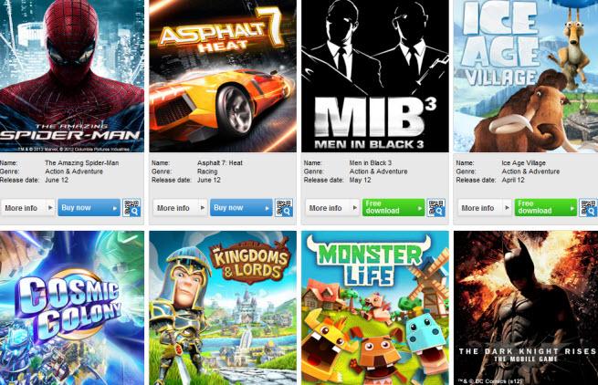 Gameloft - Crappy Games Wiki Uncensored