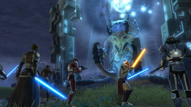 Star Wars: The Old Republic update 1.4