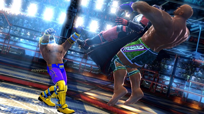 Tekken Tag Tournament 2 1