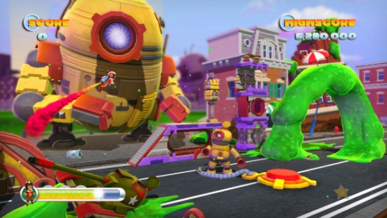Joe Danger 2: The Movie screen 3