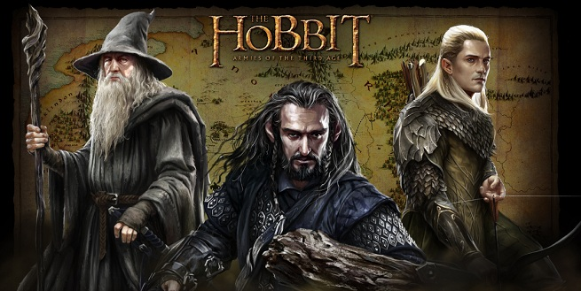 Mobile games like The Hobbit are Kabam's future.