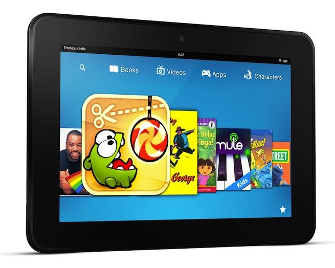 Kindle Fire HD - 8.9 FreeTime