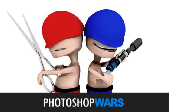 Photoshop Wars