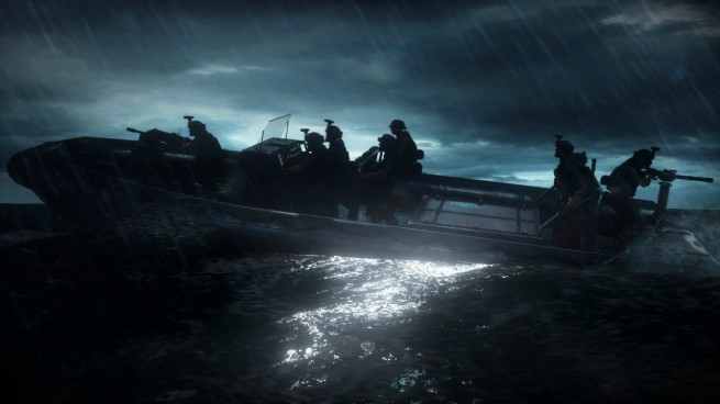 Screens from Medal of Honor: Warfighter