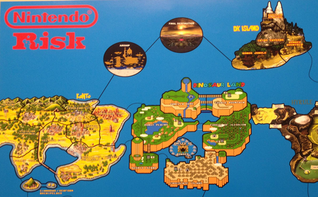 Nintendo Risk