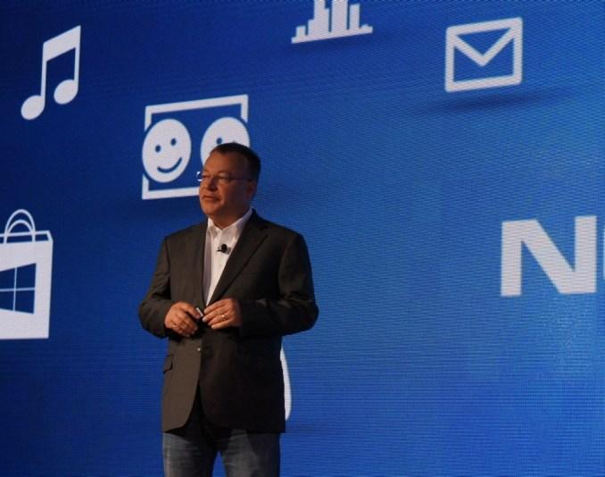 nokia windows phone 8 event, Stephen Elop