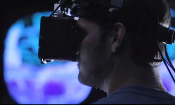 Oculus Rift Prototype 1
