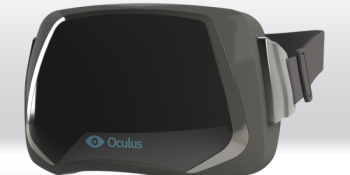 The Oculus Rift might bring a virtual-reality renaissance to gaming