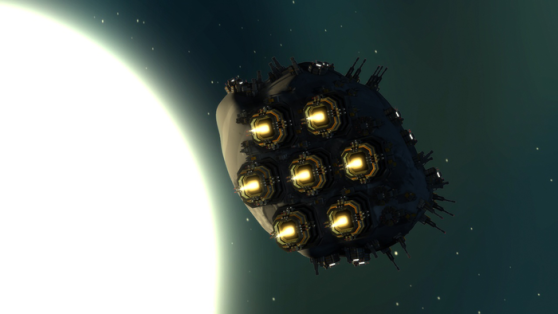 PA Asteroid