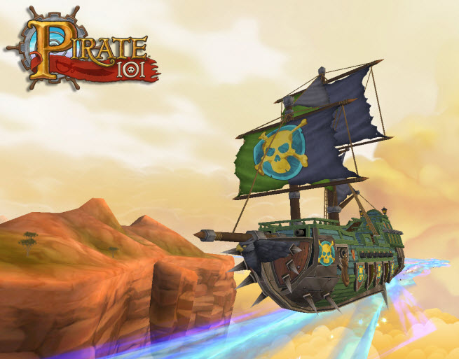 games like wizard101 and pirate101