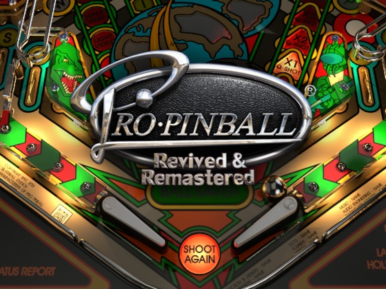 Pro Pinball: Revived and Remastered