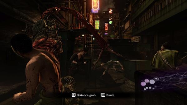Resident Evil 6 Agent Hunt