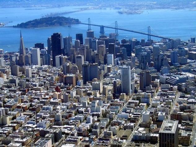 Photo of San Francisco by Todd Lappin