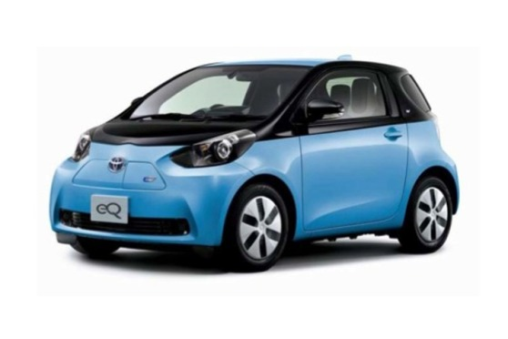 Toyota has scaled back plans for its two-seater eQ electric vehicle.
