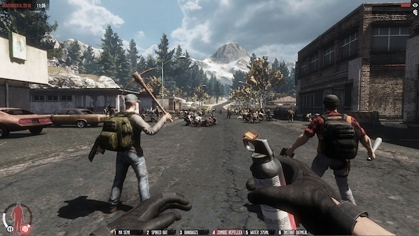 14 ways zombie hunting in the war z stands out from dayz hands on