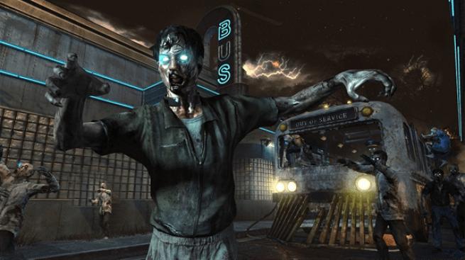 Zombies mode