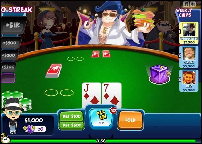 Zynga poker extension 2018