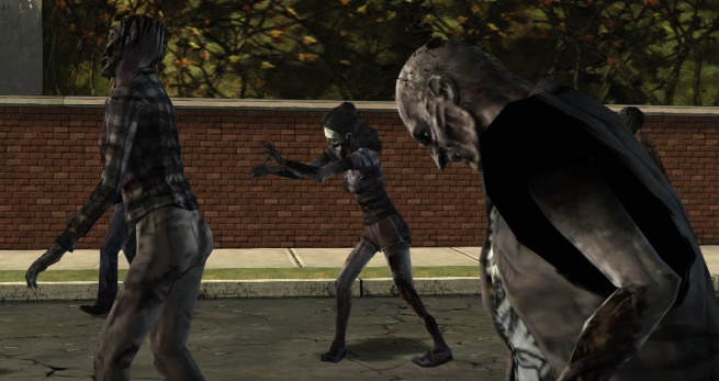 The Walking Dead Episode 4: Around Every Corner screenshot