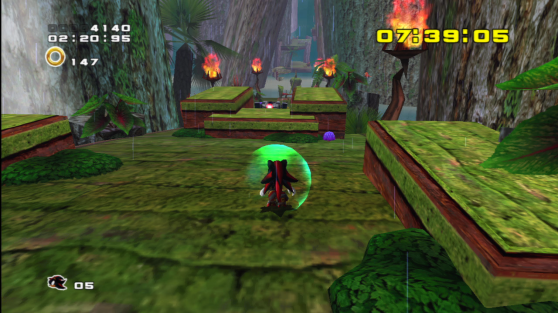 Sonic Adventure 2 HD runs back to the beginning of the franchise's