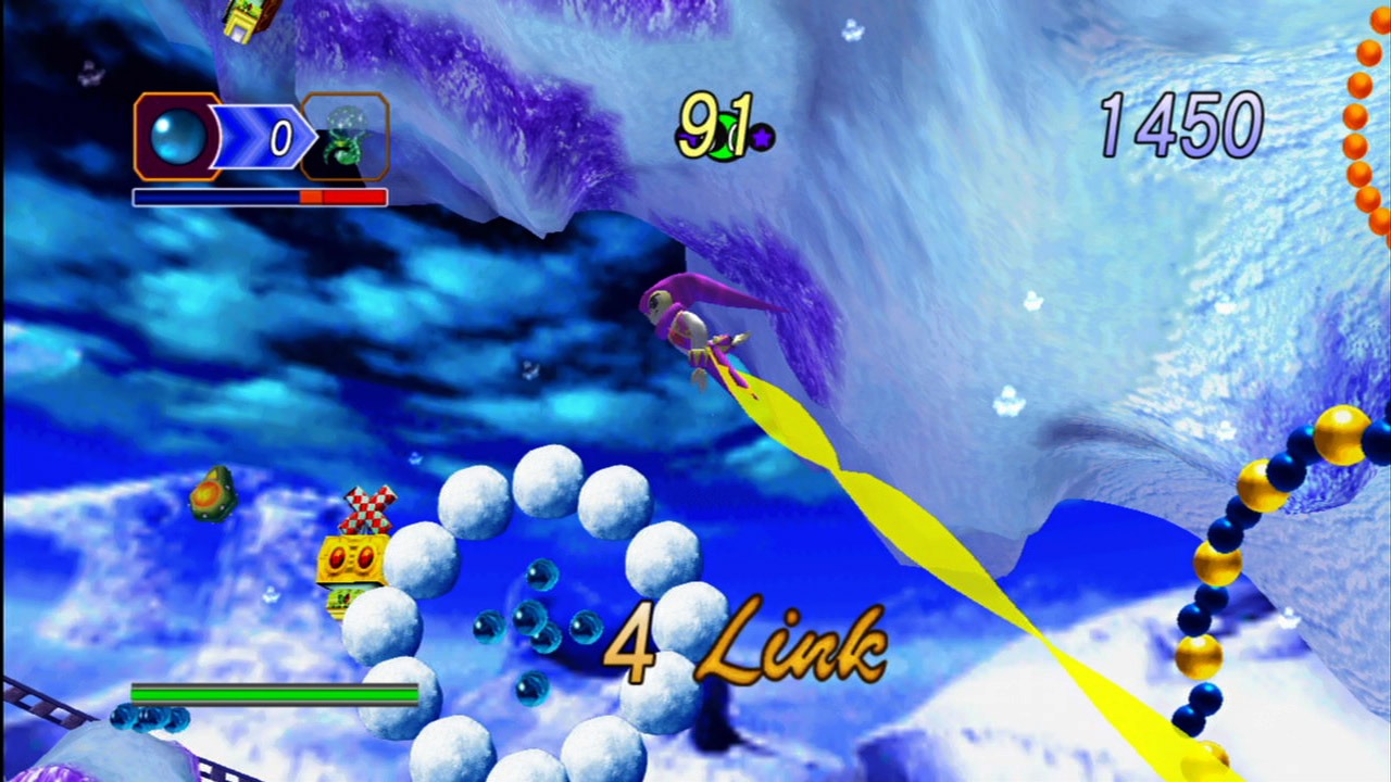 Nights into Dreams HD is too brutally difficult to overcome
