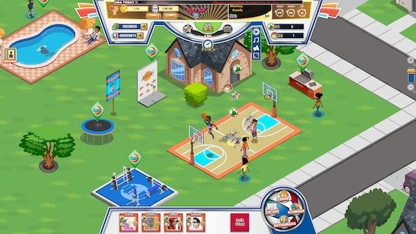 NBA 2K: MyLIFE screen 3