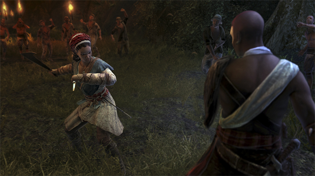 Assassin's Creed III: Liberation 3