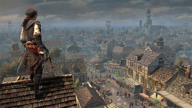 Assassin's Creed III: Liberation 4