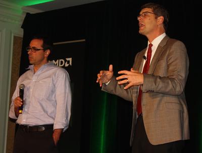 AMD chief executive Rory Read.