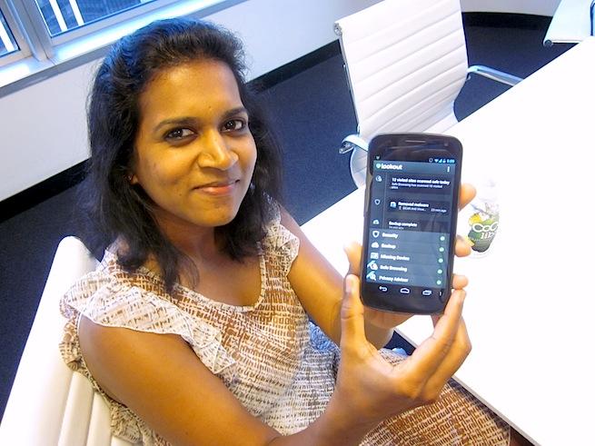 Anbu Anbalagapandian Lookout Mobile