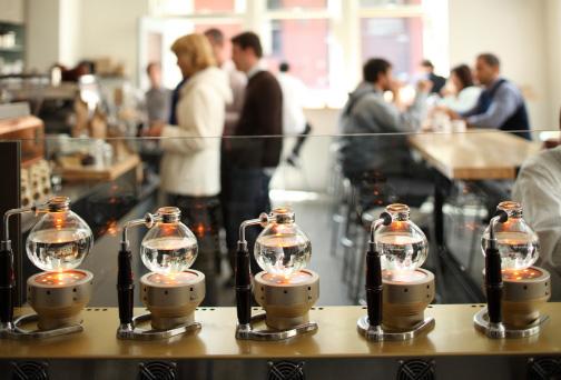 Blue Bottle Coffee has just raised $20M