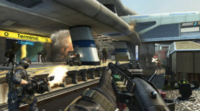 cod 4 express small