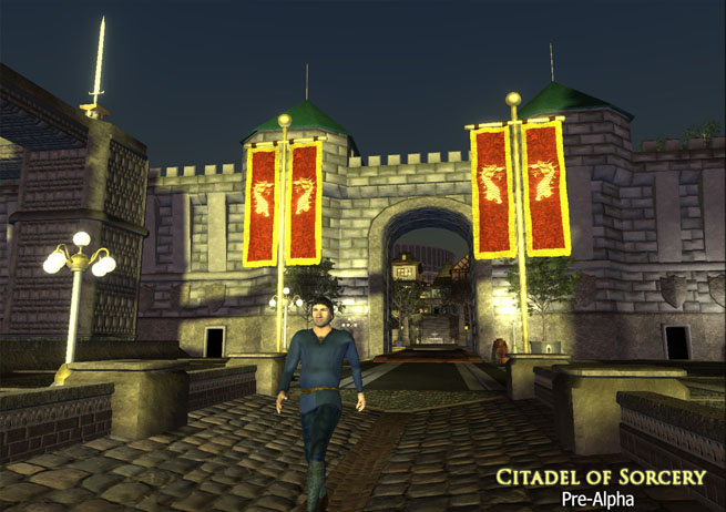 Citadel of Sorcery screenshot