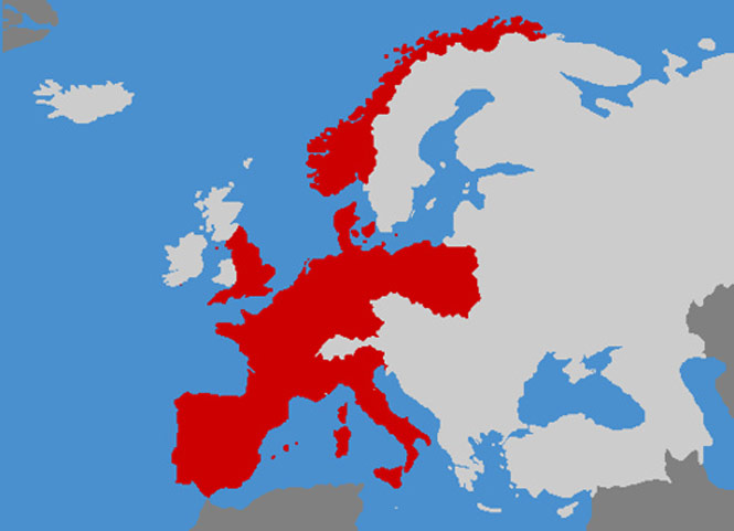 countries-map
