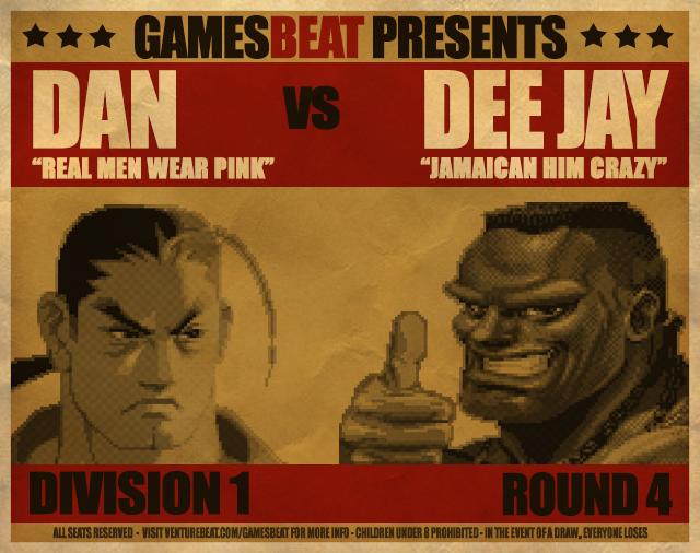Dan vs. Dee Jay