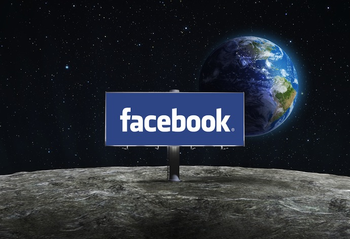 facebook ad space