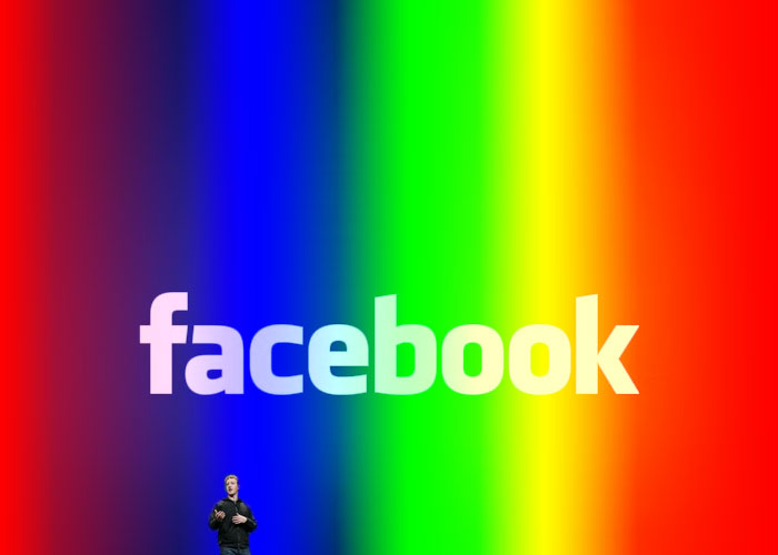 Facebook goes totally gay for National Coming Out Day ...