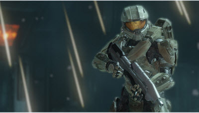 343 Industries Josh Holmes On Halo 4 S Love Story Weaponry